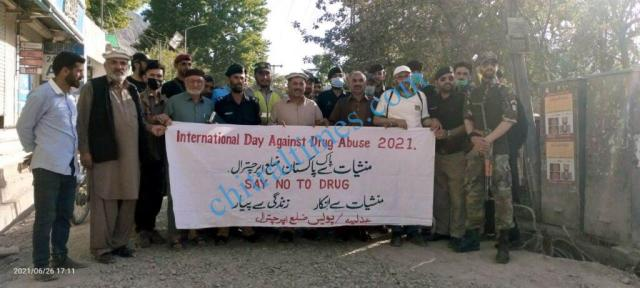 chitraltimes drugs distroyed upper chitral 1