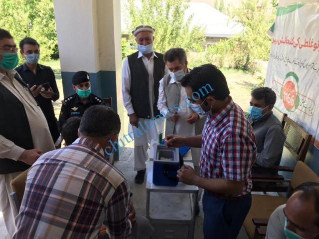 polio emunisation campaign upper chitral2