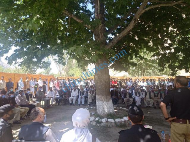 upper chitral police program 2