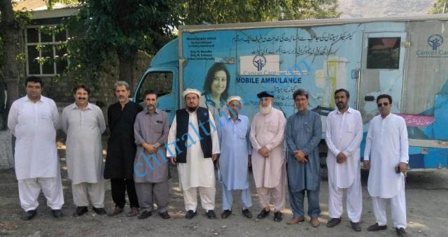 chitraltimes chitral information and helping group dhq visit city