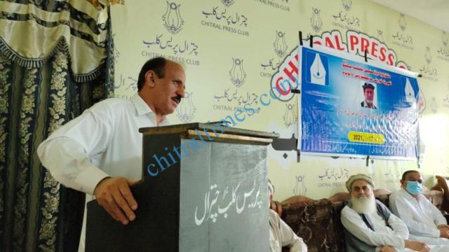 chitraltimes sadiqullah sadiq taziati ijlas chitral1