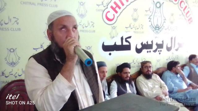 chitraltimes ahle sunnat wal jamat khalifa dom umar seminar hafiz khush muhammad