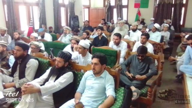 chitraltimes ahle sunnat wal jamat seminar khalifa dom umar
