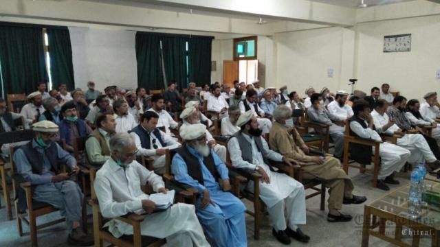 chitraltimes book launching shahzada Hisamul mulk1