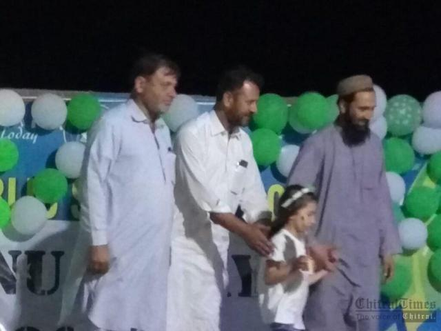 chitraltimes chitral public school independence day3
