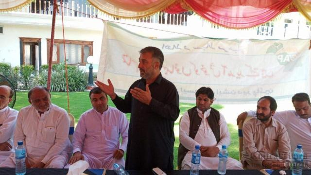 chitraltimes contractor association malakand2