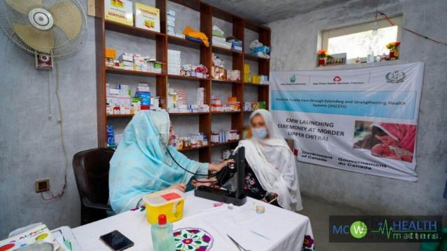 chitraltimes telehealth clinic inagurated chitral morder 5