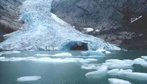 36 glacial lakes classified as potentially dangerous