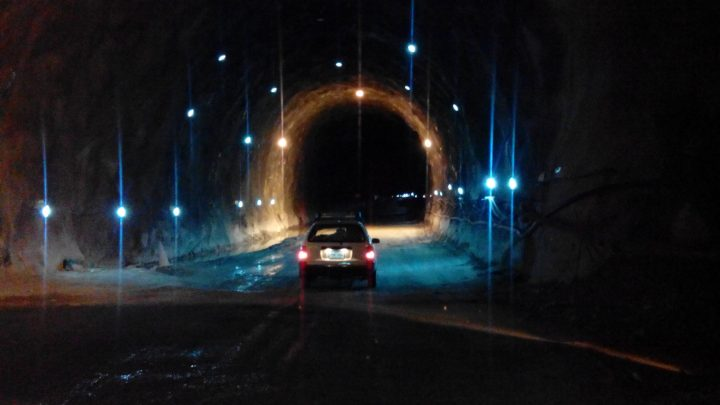 Lowari tunnel brings little relief to commuters