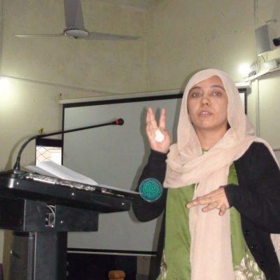 Workshop on promotion of tolerance concludes at UoC