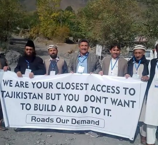 PM's aide welcomed with demand for construction of roads