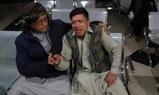 18 killed in suicide bombing near education centre in Kabul