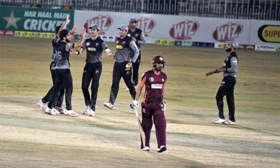 KP clinch National T20 Cup