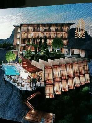 Zulfi Bukhari opens work on five-star hotel in Chitral