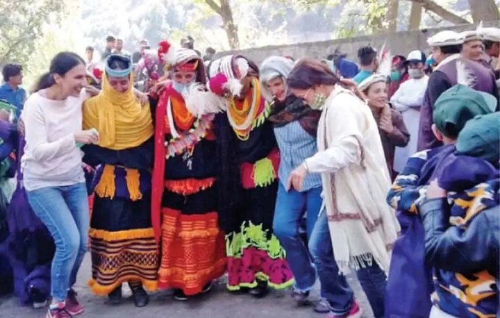 Kalash people: culture, health and society
