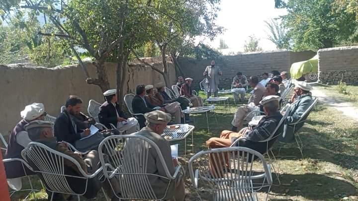 تحریک حقوق کا حکومت سے اپر چترال کے مسائل حل کرنے کا مطالبہ