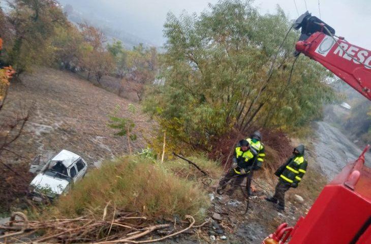 Girl dies, six people injured in road accident