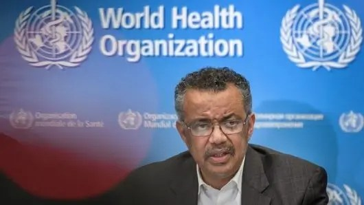 WHO head praises one country for its pandemic management