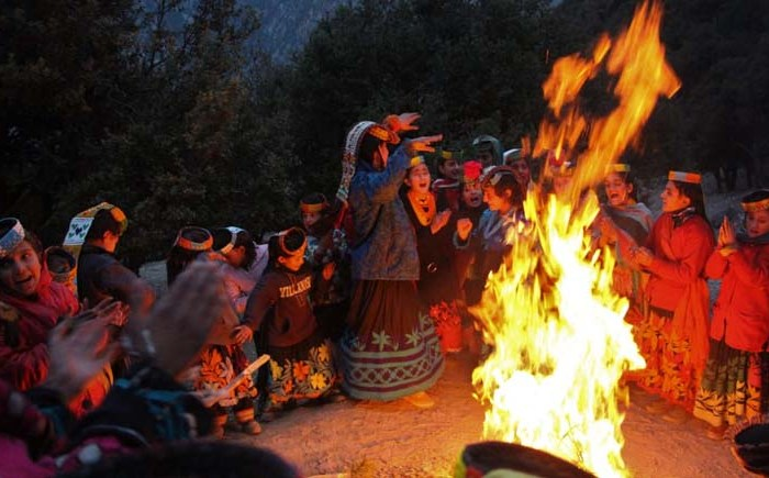 Kalash winter festival Chtramas to continue till 22nd