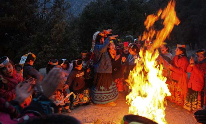 Kalash winter festival Chtramas to continue till 22nd