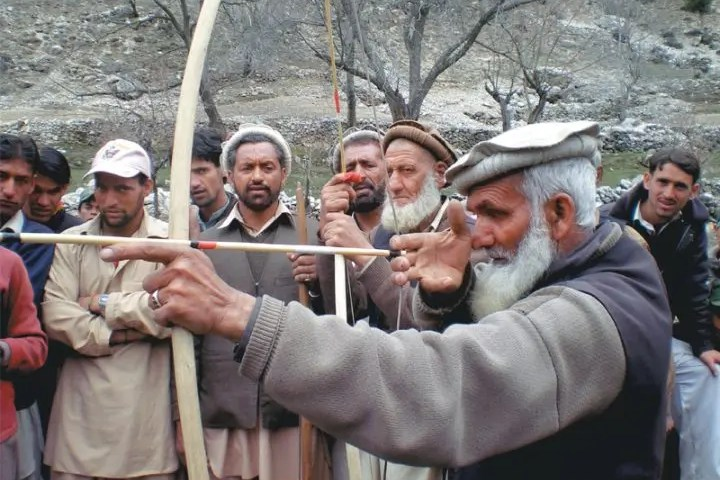 Traditional games of Chitral