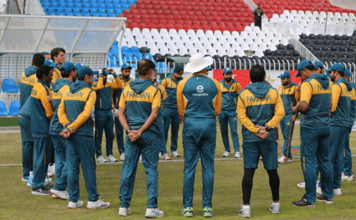 Pakistan, South Africa test match from 4th