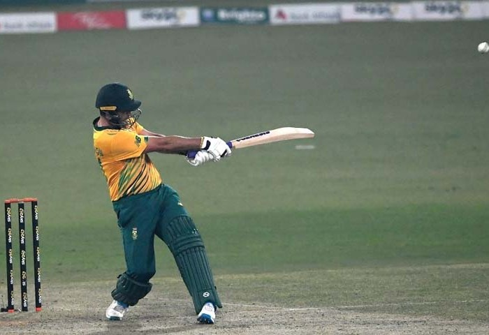 South Africa beat Pakistan in second T20