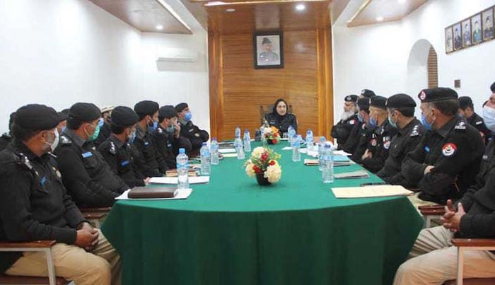 DPO Sonia vows to lower suicide rate in Chitral