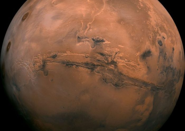 Where did Mars' liquid water go?