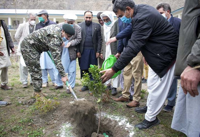 Ismaili community launches tree plantation drive