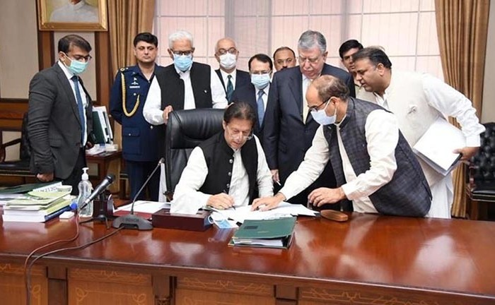 Rs8.5 trillion national budget unveiled