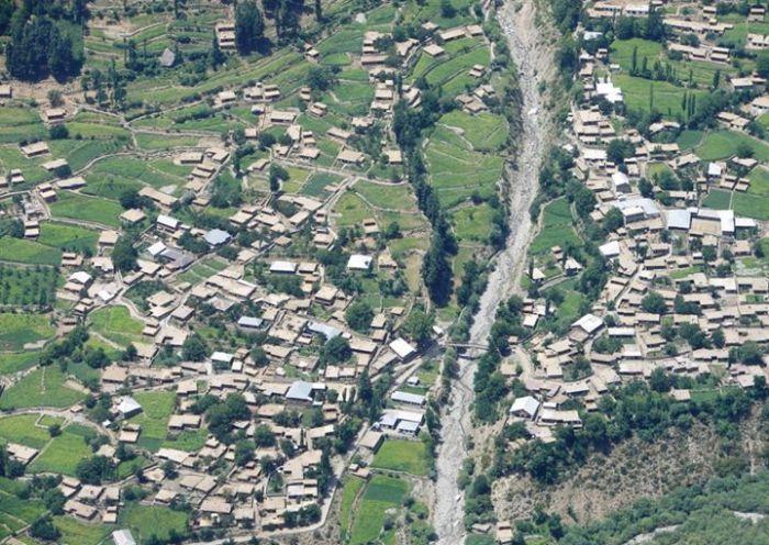 Tension grips Madaklasht over water dispute