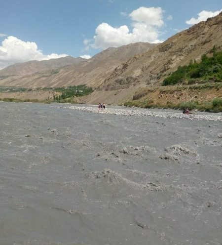 Dead body of woman recovered in Torkhow