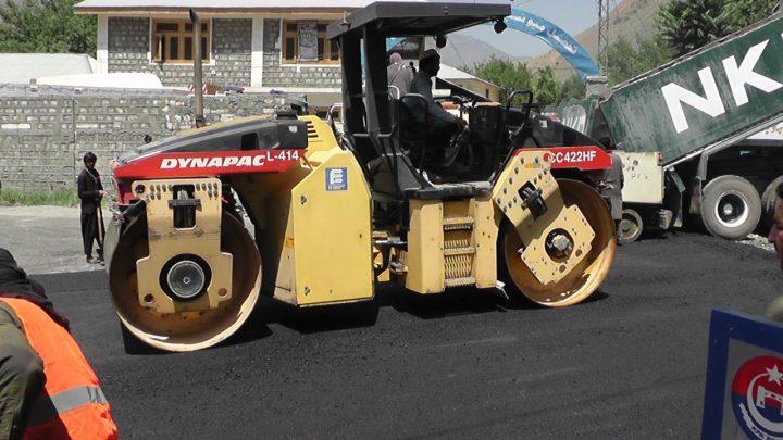 Jughoor to to Denin road construction