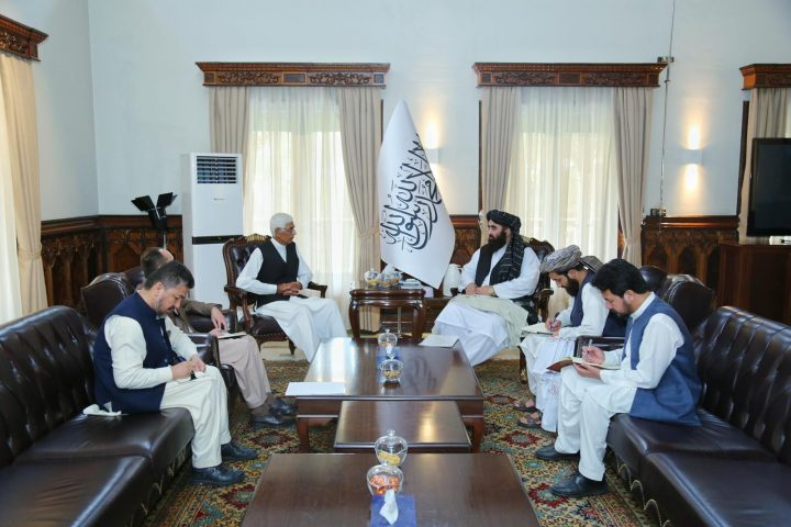 Taliban ask AKDN to continue work in Afghanistan