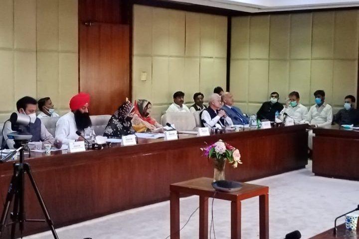 Senate body discusses rising suicide cases in Chitral