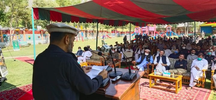 Chitral Scouts paid tributes on Defence Day