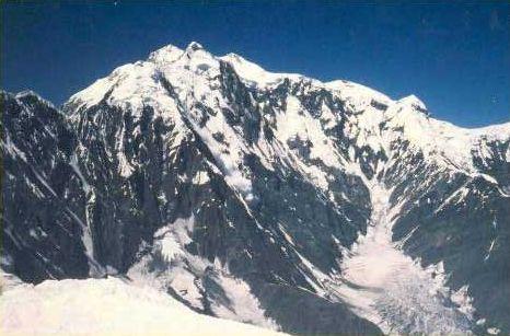 Georgian team scales Saraghrar peak in Chitral