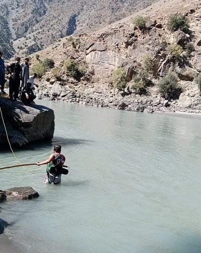 Two boys drown in River Chitral in Arandu
