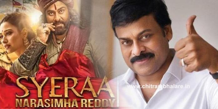 Sye Raa gets better appreciate in Tamil compared to Telugu
