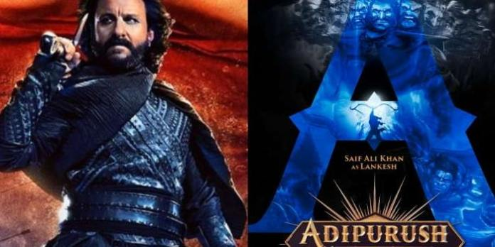Saif Ali Khan to play 'Lankesh' in Prabhas starrer Adipurush