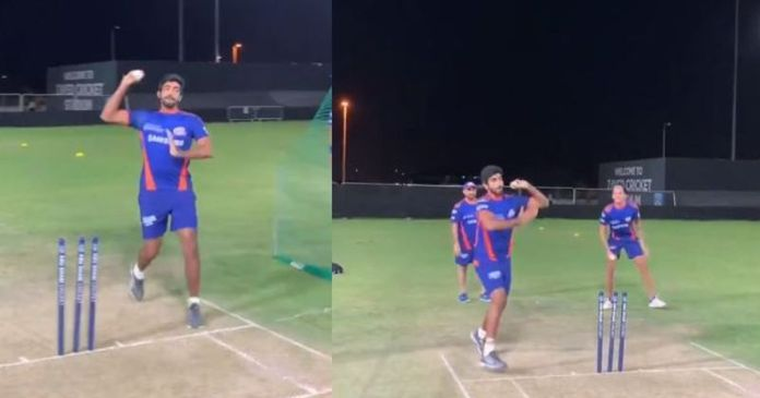 Can you guess all 6️⃣ bowlers Boom is trying to imitate 🤔