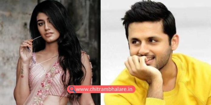 Nithiin Check first look poster out