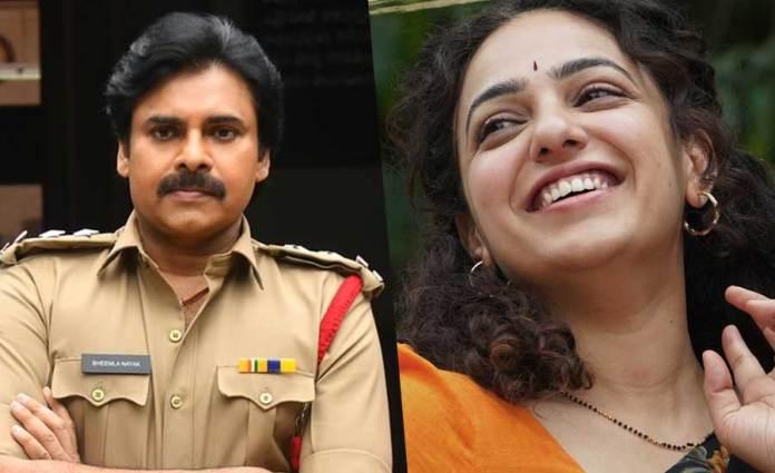 Nithya Menen to play the female lead in Bheemla Nayak #PSPKRanaMovie