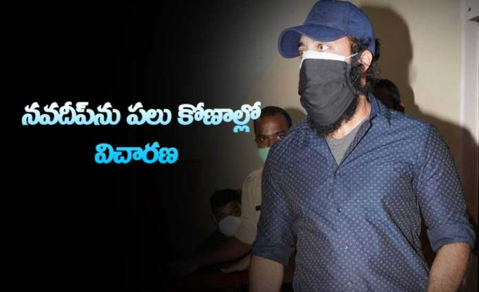 Actor Navdeep appears before ED in Tollywood Drug Case