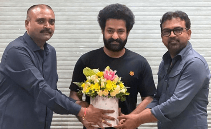 NTR and Koratala Siva Next NTR30 Launch Date confirmed