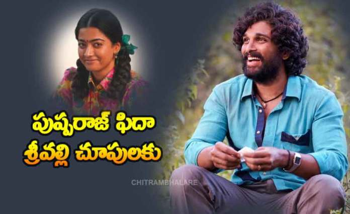 Pushpa second single Srivalli out now