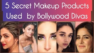 Bollywood Makeup Trends 2020 products