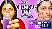 Dot & Key 10% AHA + 2% BHA Hydro Peel Glow Potion review