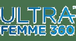 ウルトラフェミ360のロゴ